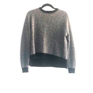 Cos wool-alpaca pullover sweater